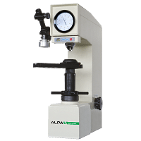 Digital and analogue hardness testers
