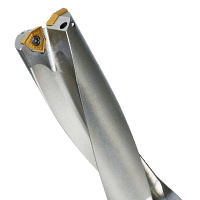 Indexable drill bits