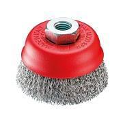 Spazzole abrasive a tazza Abrasivi 32376 0