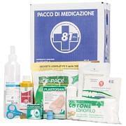 Pacco di medicazione basic Attrezzatura antinfortunistica 361799 0