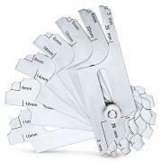 Calibri per saldature 7 lame ALPA Strumenti di misurazione e precisione 244934 0