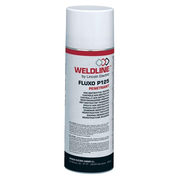 Quality control of welded joints SAF-FRO FLUXO P125 PENETRANTE