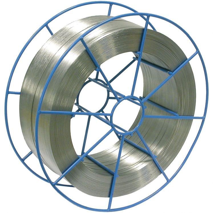 Solid wire for stainless steels SAF-FRO FILINOX 308 L SI