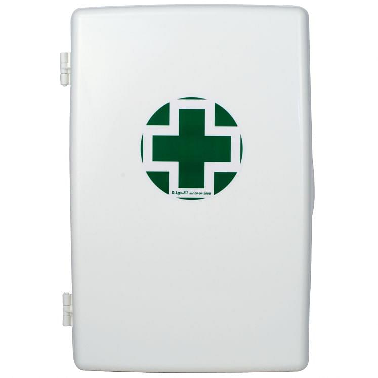 First aid kit in cabinet MED F1