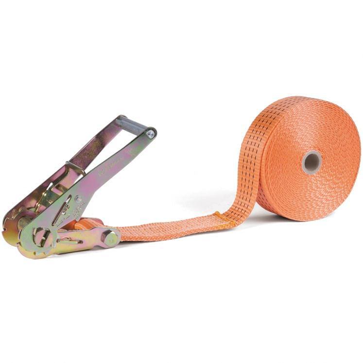 Ratchet tensioner straps 50 mm B-HANDLING