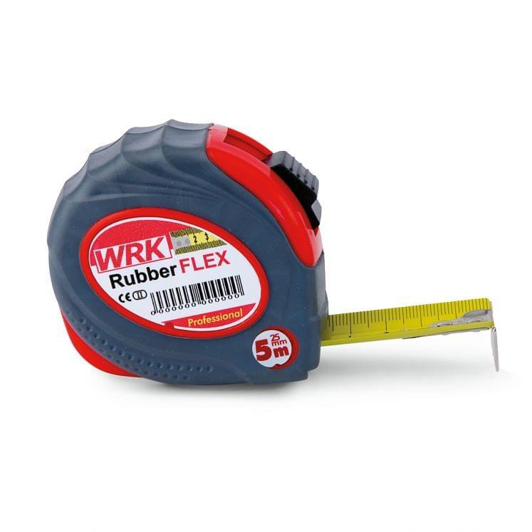 Pocket tape measures WRK RUBBERFLEX