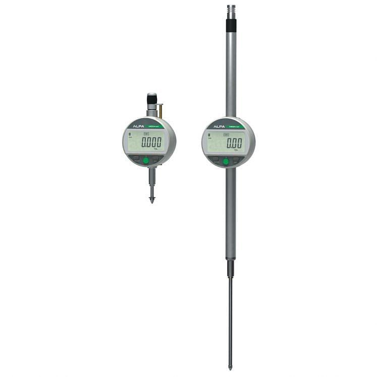Digital dial indicators multifunction ALPA MEGAROD