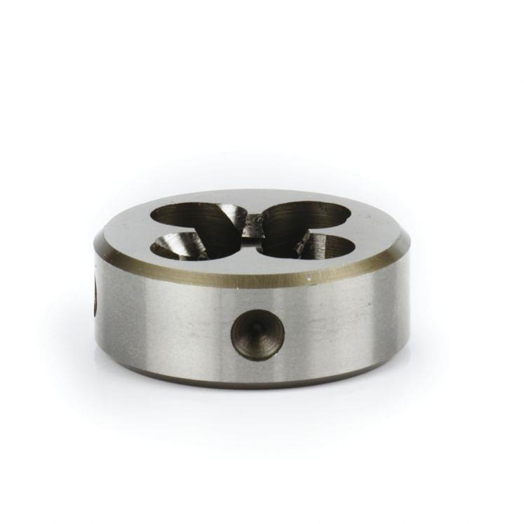 Right-hand fixed die KERFOLG for through-holes M