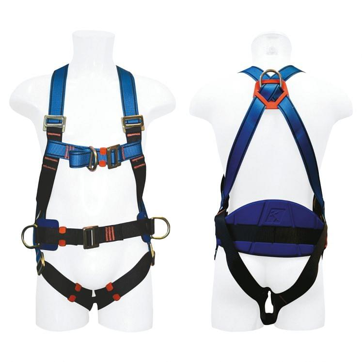 Harnesses with 6 adjustment points