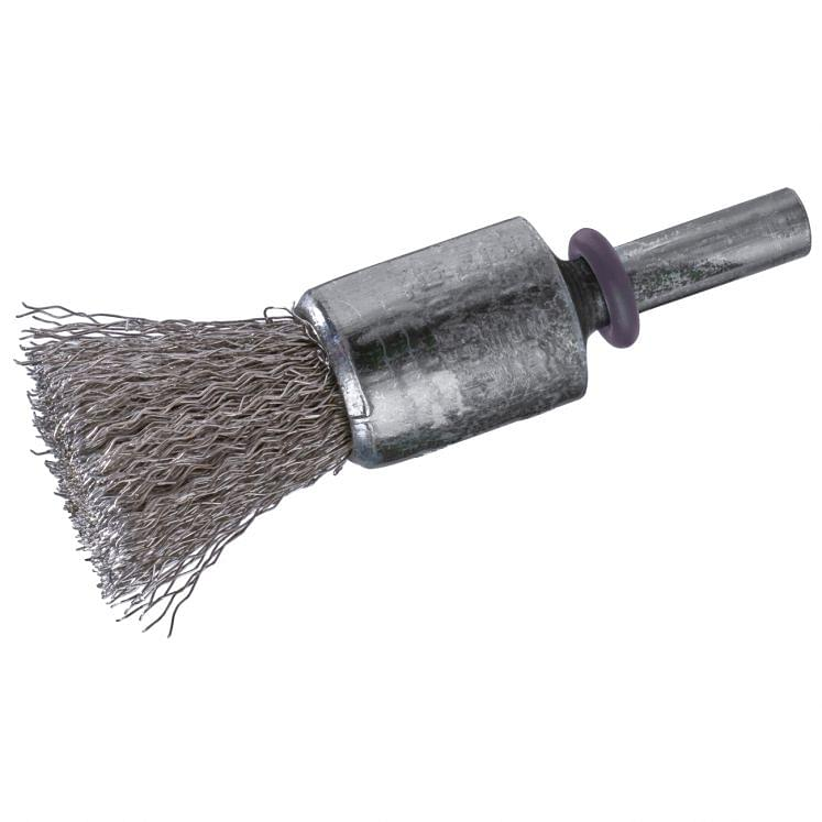 End brushes with shank PFERD