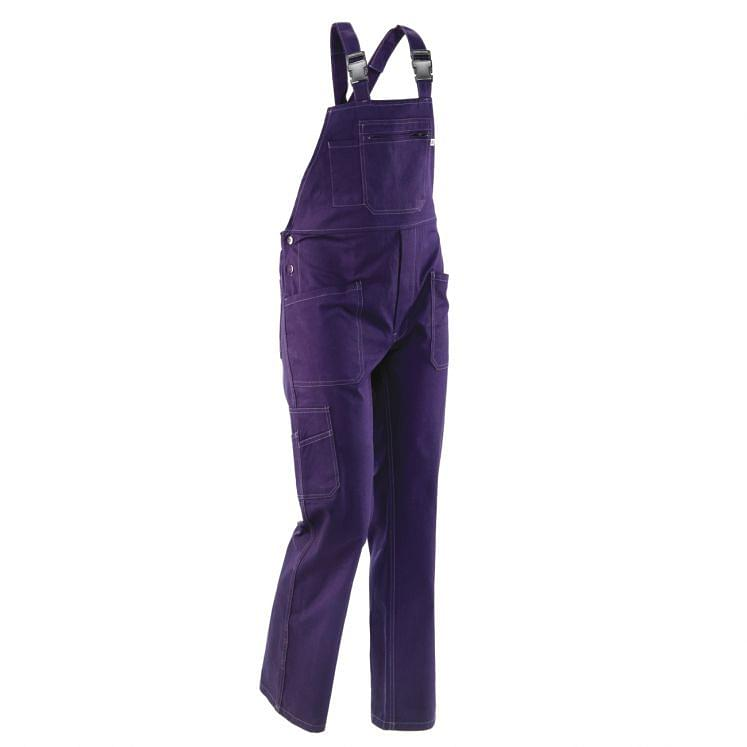 Workwear Dungarees blue in sanforized cotton