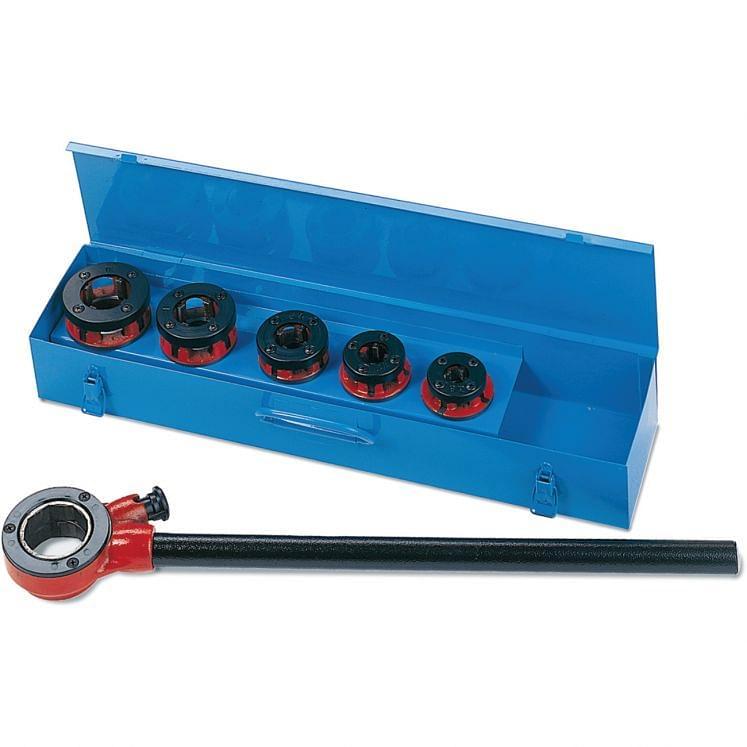 Manual threaders for hydraulic maintenance CBC FM-ECO