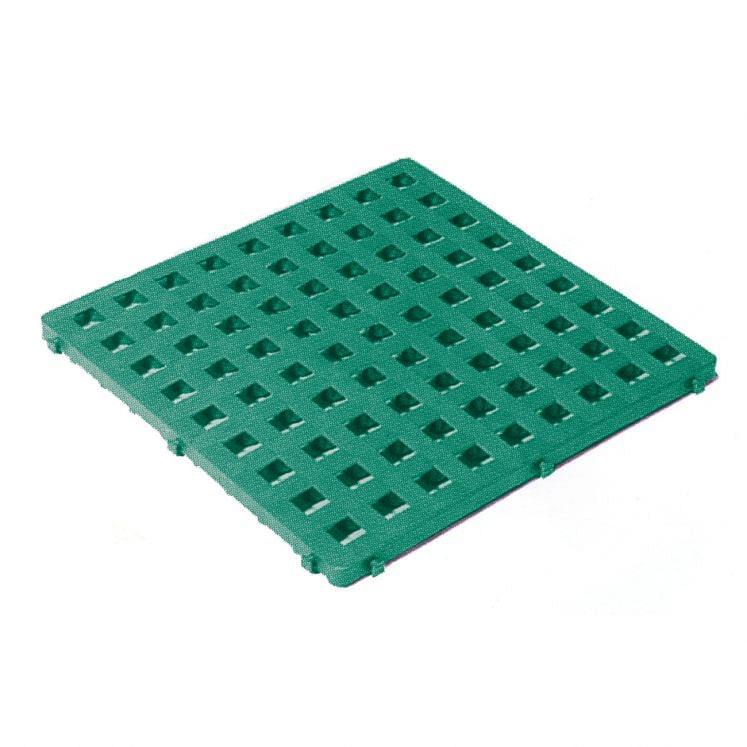 Modular pads in polyethylene
