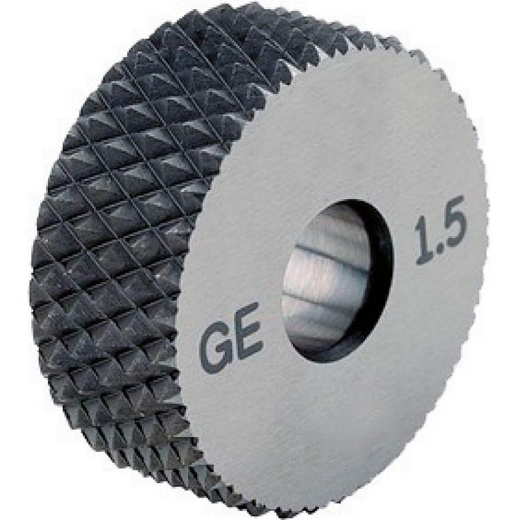 Form knurling wheels KERFOLG ROUGH - TYPE GE 45°
