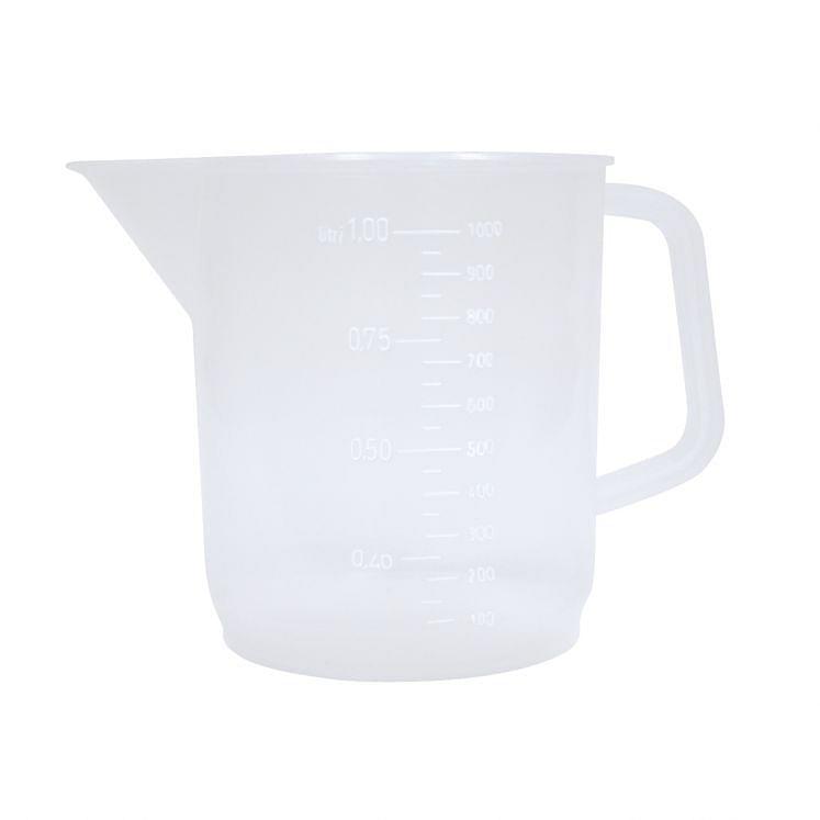 Graduated round jugs