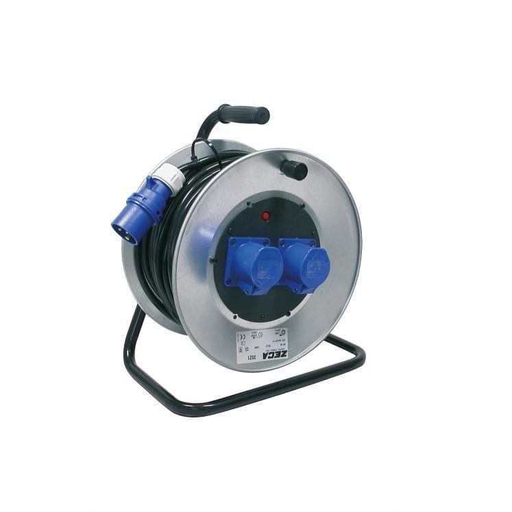 Cable reels manual ZECA 230 Volt