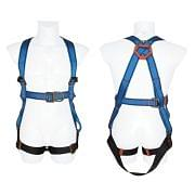 Harnesses with 5 adjustment points Safety equipment 246746 0