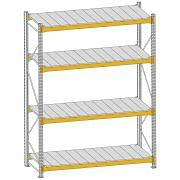 Light pallet racks Furnishings and storage 4926 0