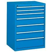 Cabinet with full extension drawers and central locking FAMI Furnishings and storage 361469 0
