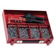 Hand riveters with blind rivets Hand tools 32157 0