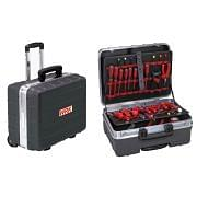Wheeled service tool case top WRK