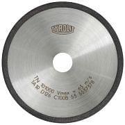 Diamond wheels form 1A1R TYROLIT 101000 Abrasives 357332 0