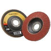 Flap grinding discs 3M 967/A CUBITRON II VERSIONE CONICA Abrasives 35750 0
