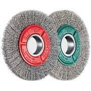 Wheel brushes with hole Abrasives 16699 0
