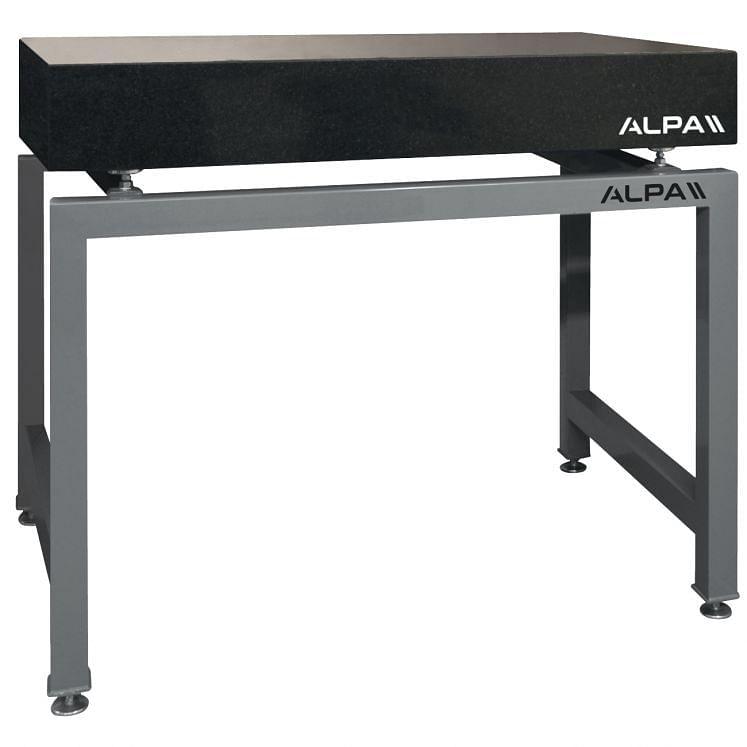 ALPA, Hartgesteinsplatten mit Untergestell, HA122