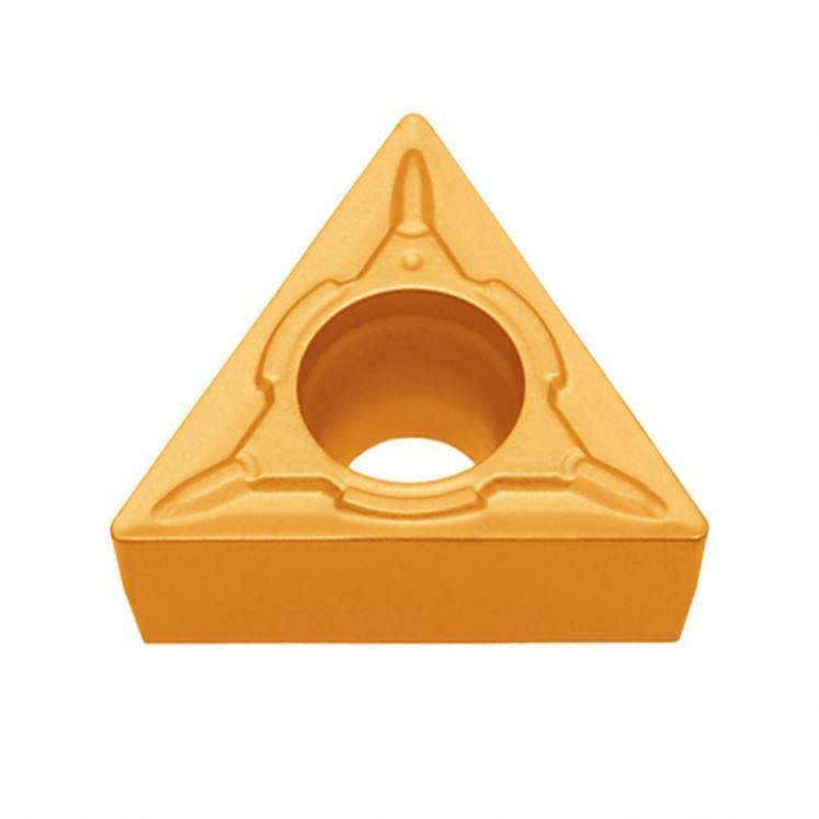 TUNGALOY, positive Drehwendeschneidplatten - Form T - PM