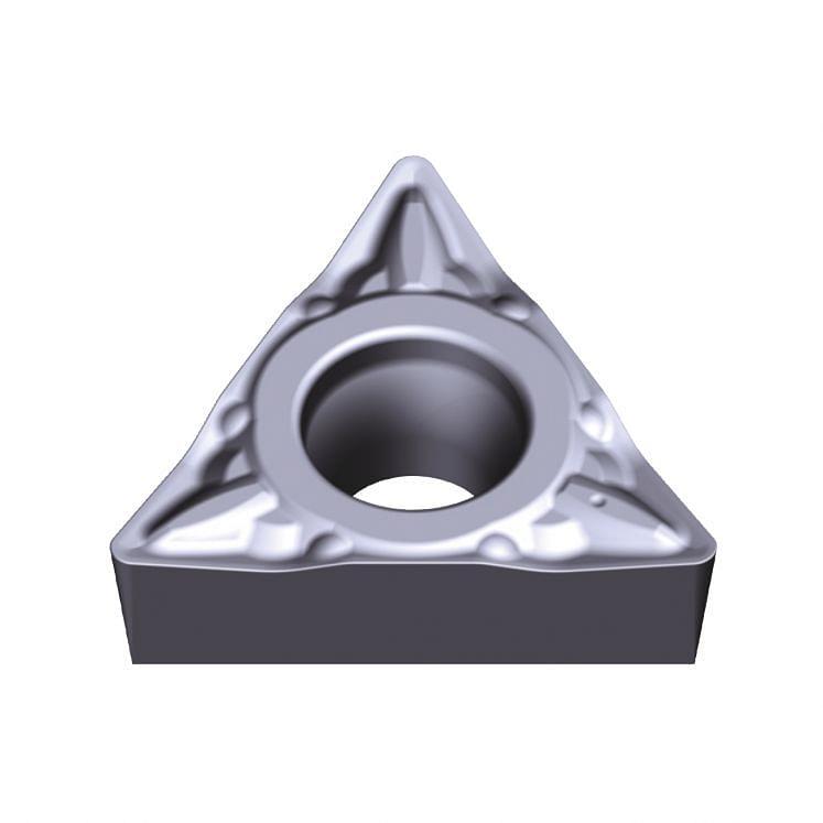 TUNGALOY, positive Drehwendeschneidplatten - Form T - PSS