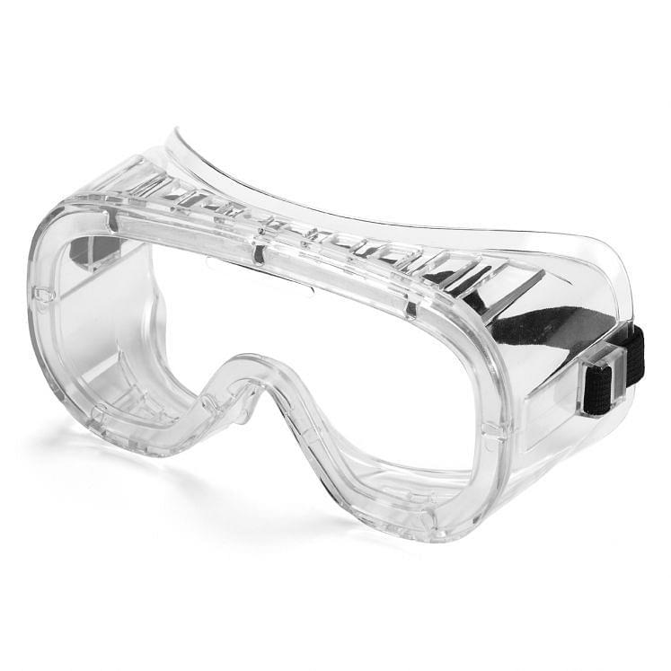 Schutzmaske, Gestell aus weichem Kunststoff