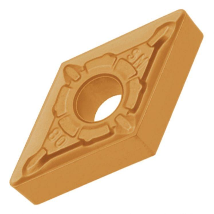 TUNGALOY, negative Drehwendeschneidplatten - Form D - SM