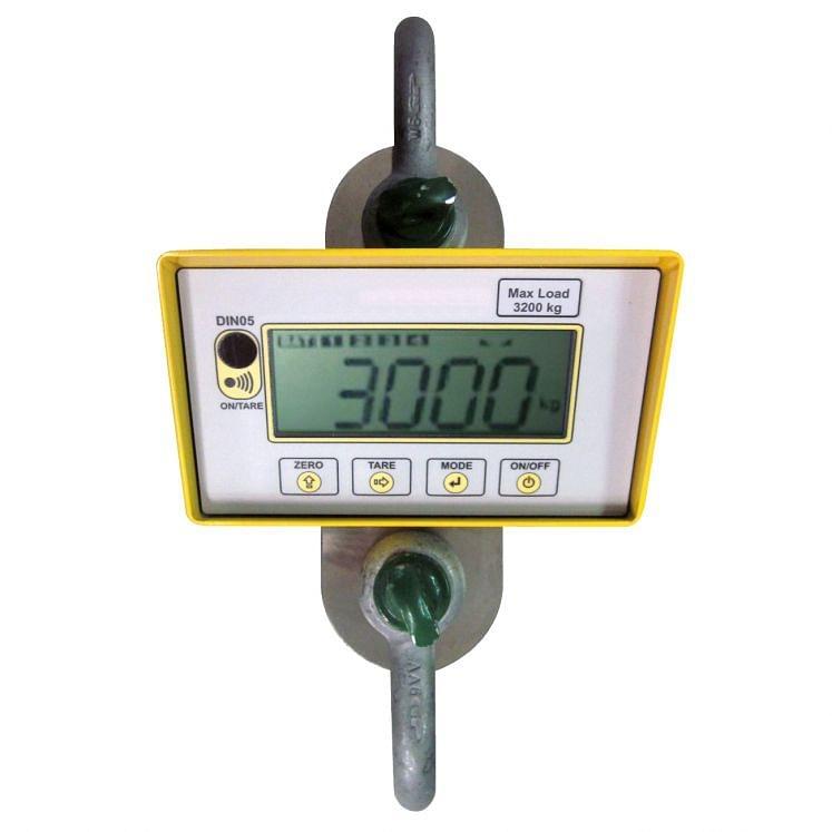 B-HANDLING, Zugkraftmessgeräte, elektronisch, über 1.000 kg