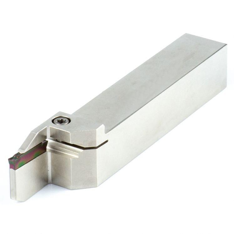 KERFOLG, Abstech- und Einstechplatten, zweiseitig für Nutenstechen, Abstechen und Stechdrehen TGE...DGN2504-21