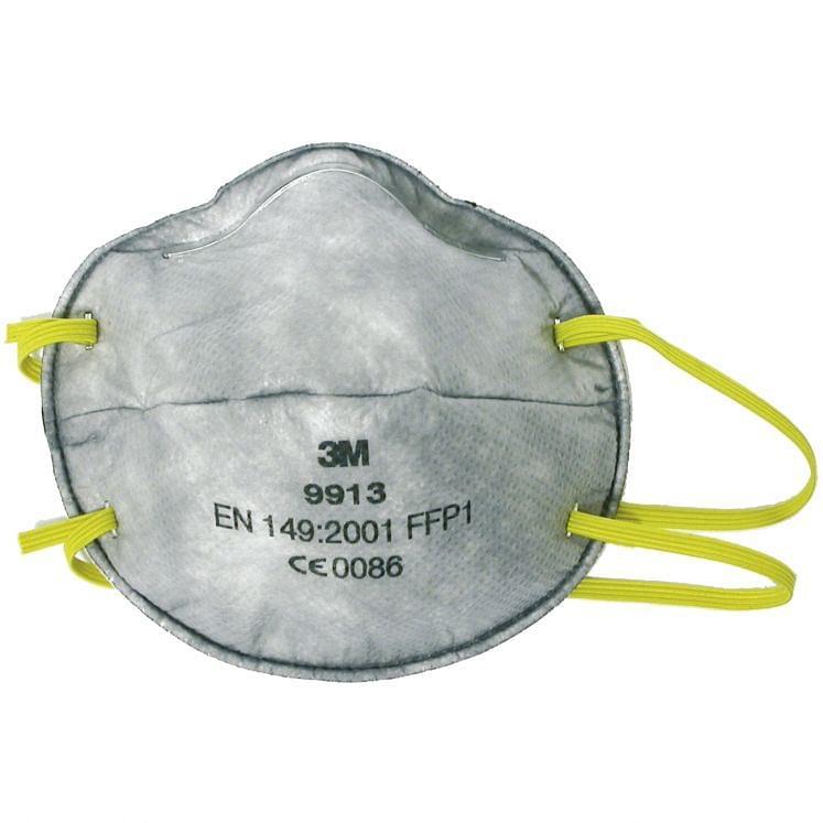 3M, Staubschutzmasken, FFP1, 9913
