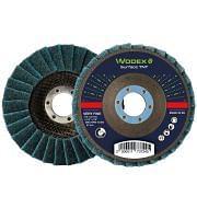 Schleifscheiben für Oberflächenfinish WODEX SURFACE TNT Schleifmittel 348092 0
