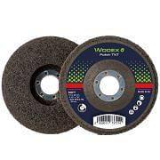 Schleifscheiben für Oberflächenfinish WODEX POLISH TNT Schleifmittel 348091 0