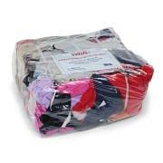 Putztücher, aus farbigem T-Shirtstoff WRK Chemikalien, Klebstoffe und Dichtungen 33275 0