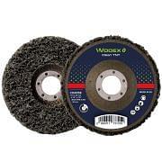 Schleifscheiben für Oberflächenfinish WODEX CLEAN TNT Schleifmittel 348093 0