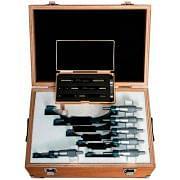 MITUTOYO, Satz mit analogen Messschrauben für Außenmessungen, SERIE 103 Messtechnik 350262 0
