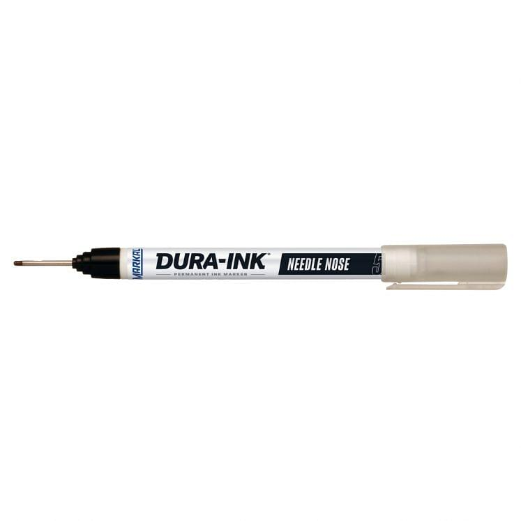 Marcadores de tinta permanente MARKAL DURA-INK 5