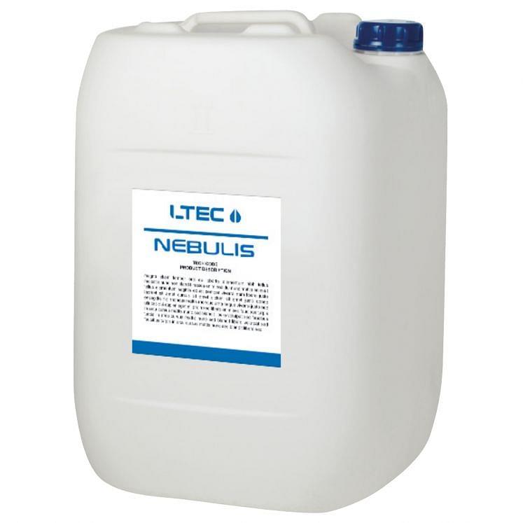 Aceite hidráulico LTEC NEBULIS