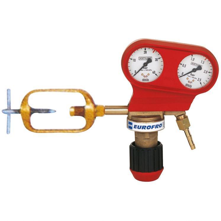 Reductores de presión para acetileno SAF-FRO EUROFRO