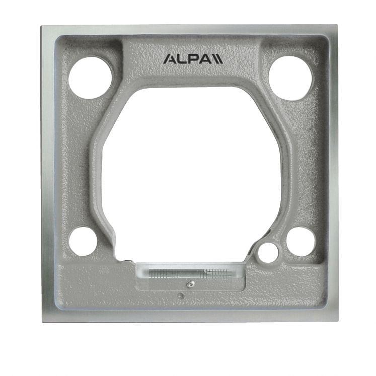 Niveles cuadrados de precisión ALPA EB030