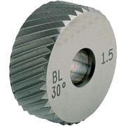 Moletas por deformación KERFOLG ROUGH - Tipo BL 45° Herramientas para torneado 36778 0