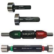 Calibres de tampón lisos P/NP ALPA FA187 Instrumentos de medición 2860 0