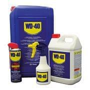 Aflojadores y lubricantes WD 40 Químicos, adhesivos y selladores. 1771 0