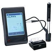 Durómetros portátiles con pantalla táctil e impresora ALPA LA760 Instrumentos de medición 18608 0