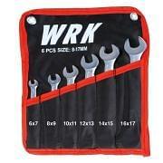 Juego de llaves de boca fija dobles WRK Herramientas manuales 14445 0